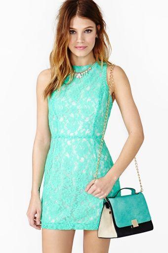 Ivy Lace Dress