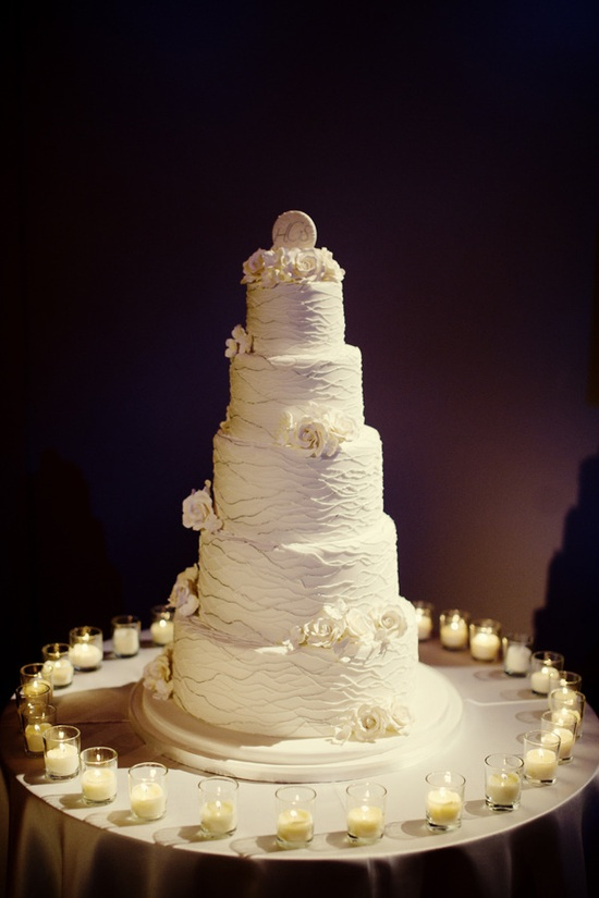 Wedding Cake from The Cake Studio ~ Photography by robertandkathleen...