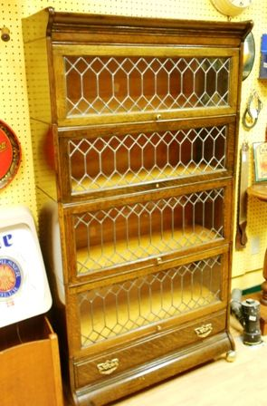 Antique Furniture - Aubrey's Antiques  ... I am in love with this type of glass...