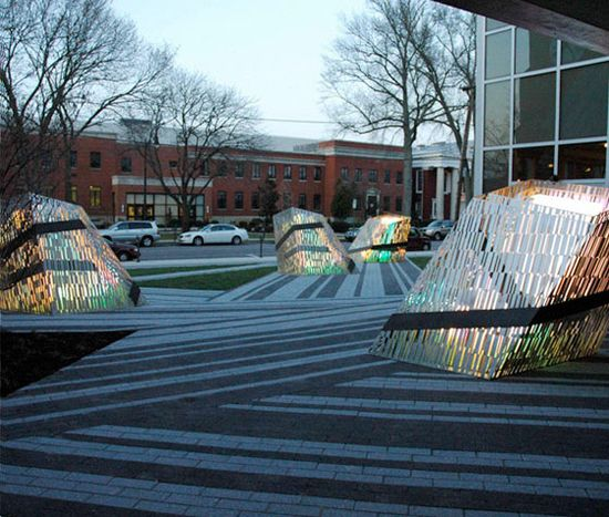 Lights in Landscape Architecture