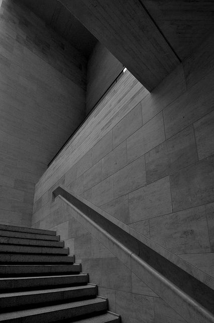 Pei Stairs