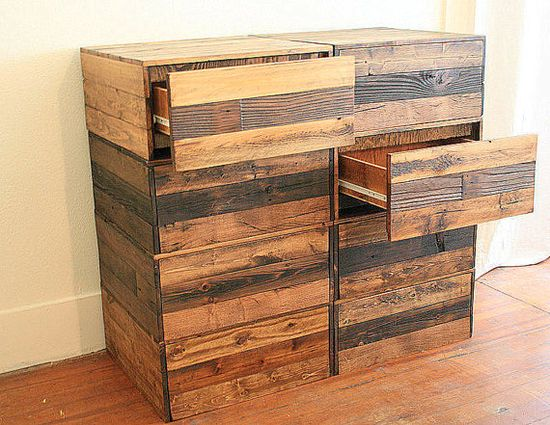 Dresser Handmade Furniture via Etsy