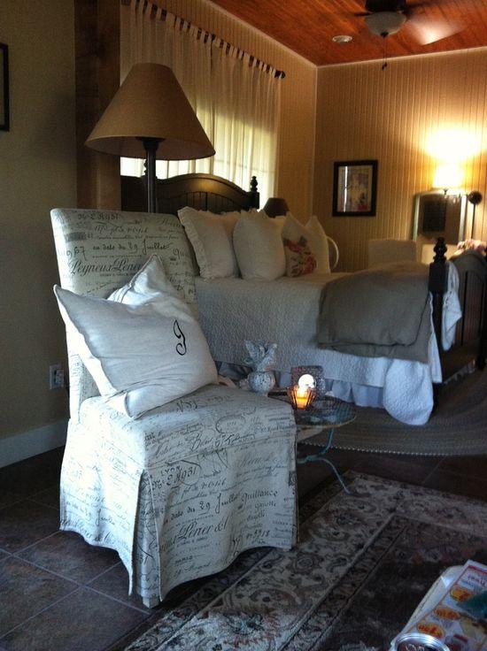 My shabby chic bedroom. - ideasforho.me/... - #home decor #design #home decor ideas #living room #bedroom #kitchen #bathroom #interior ideas