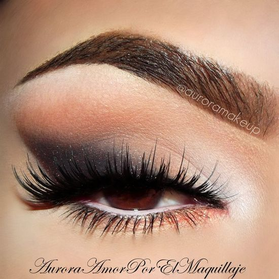 Gorgeous eye makeup #vibrant #smokey #bold #eye #makeup #eyes