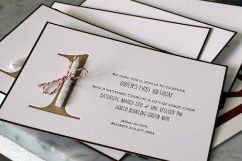 love this invite!
