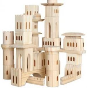 Discovery Kids Toy Wooden Castle Blocks.jpg