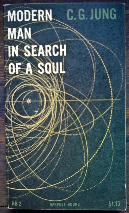 Jung - Modern Man In Search of a soul
