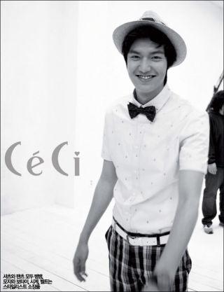 Lee Min Ho CeCi