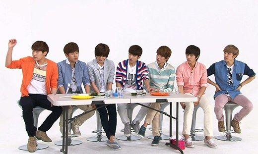 INFINITE members to bare their abs for a taste of Korean beef on Weekly Idol