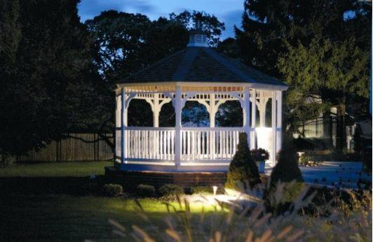 Gazebo- Home and Garden Design Ideas