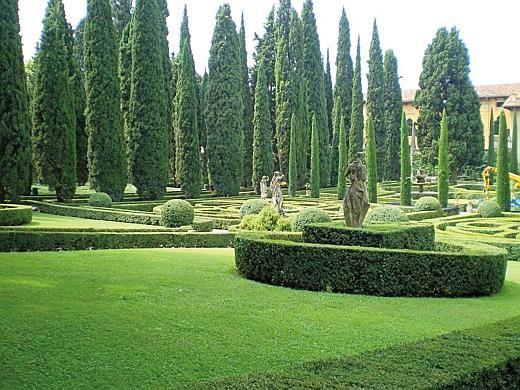 Giardino Giusti - Verona - I giardini più belli d'Italia