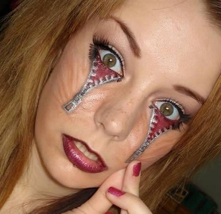 Halloween Make-up!