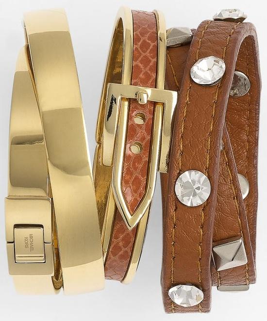Michael Kors Bangle & Cara Accessories Bracelets ??