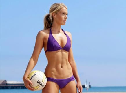 10 min Flat Stomach/ Abs Workout: 10 minute - 7 moves to sculpt strong core muscles for a sexy and toned abs in no time.