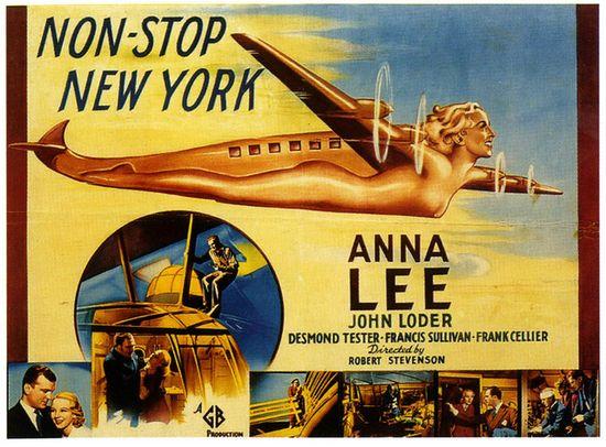 Non-Stop New York    1937.
