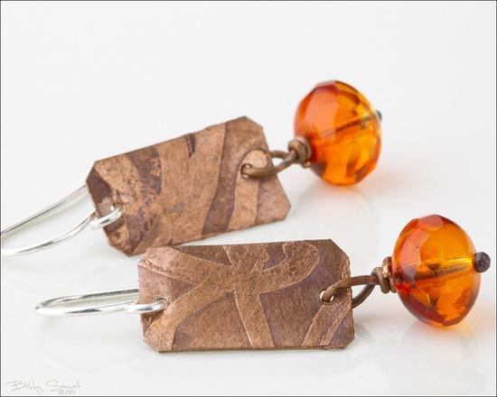 Love these earrings! jason stroud jewelry