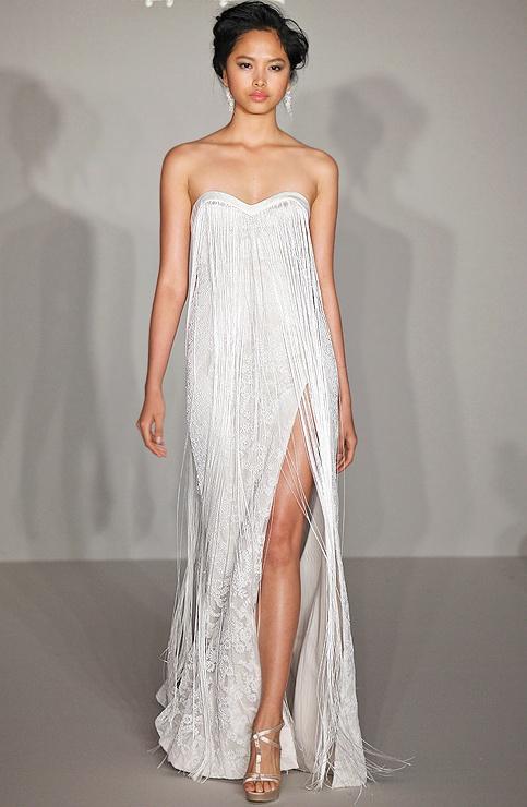 LOOOOOOVE Hayley Paige 2012 Wedding Dress Collection