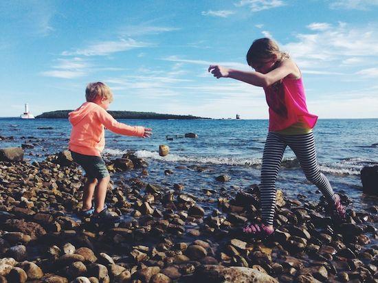 Tiny Tourist: Mackinac Island travel guide