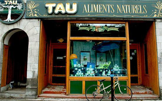 Tau Health Food Store