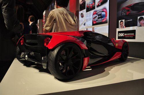 Ferrari F750, 2025, futuristic car, future car, future vehicle, sports car, red car, supercar, luxury car, Ferrari, Concept Car, automobile, auto, future Ferrari, Ferrari concept, futuristic Ferrari, future, futuristic, transportation