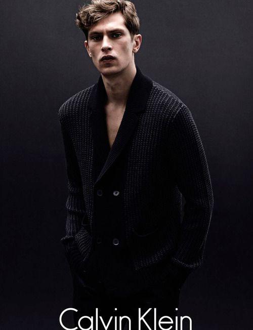 Calvin Klein White Label Fall/Winter 2012 Campaign