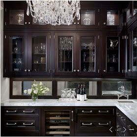 Design Chic: In Good Taste: de Giulio Kitchen Design