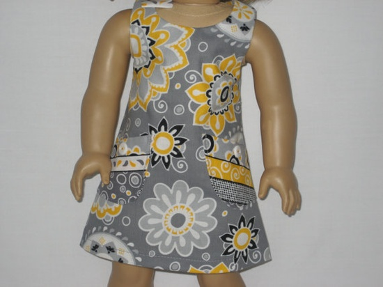 Reserved for kimberlymeng  American Girl Doll by lotsofdots, $31.00