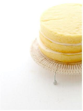 """""""meyer lemon cream cake"""" #spring #recipe #lemon"""