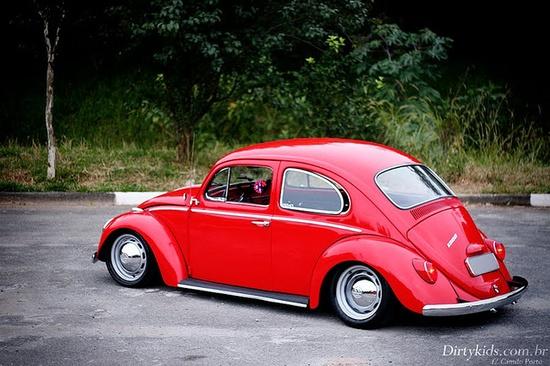 Such a beautiful car.