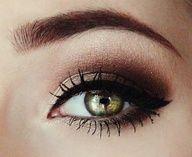 Beautiful #eyes #makeup  www.finditforwedd...