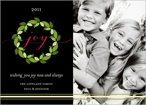 Christmas card ideas from shutterfly