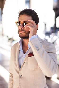 Guy Glamor - Yachting mens fashion / mens style