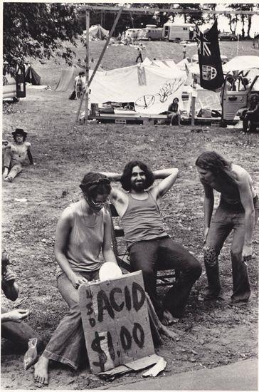 1970: Powder Ridge Rock Festival
