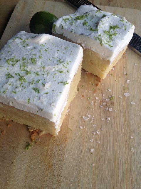 Tipsy Tastiness: Margarita Jell-O Shot Cake Recipe