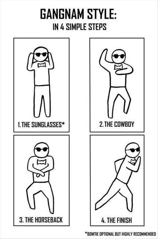 Funny Gangnam Style – 45 Pics