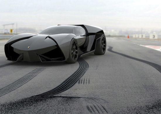 Lamborghini is making batmobiles