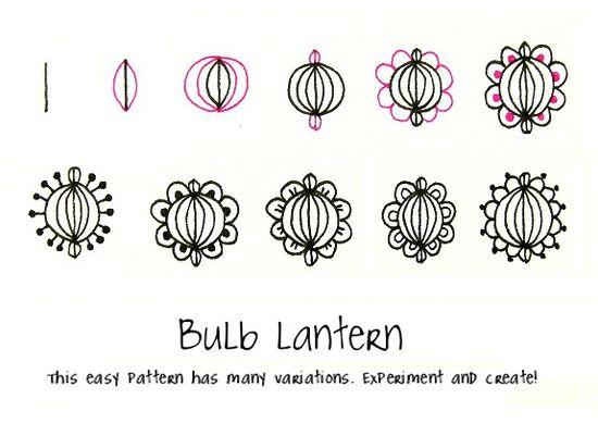 (2011-10) Bulb lantern