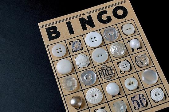 bingo button card