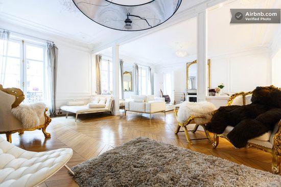 Luxurious apartment near the Parc in Paris