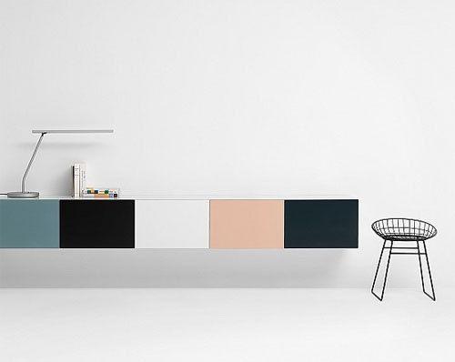 Hollands designers label #pastoe #closet #stool