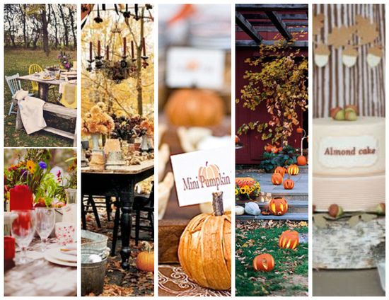 10 Fall Party Themes with All the Trimmings #design