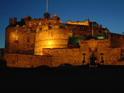 Edinburgh Castle - Was there!!!