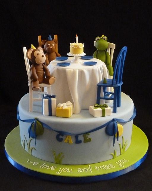Adorable Cake!!