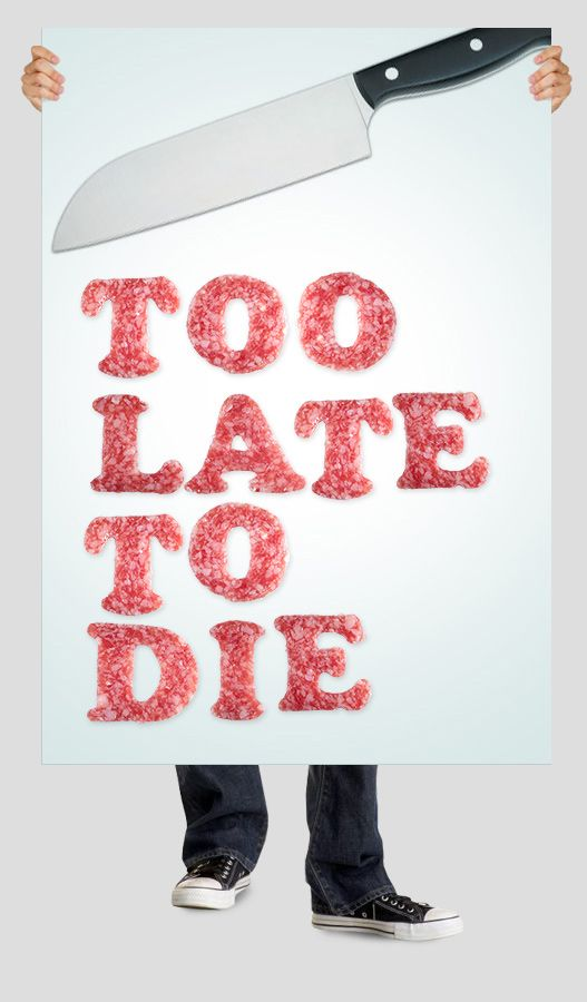 Too Late To Die in 70 Creative Handmade Fonts by HandMadeFont