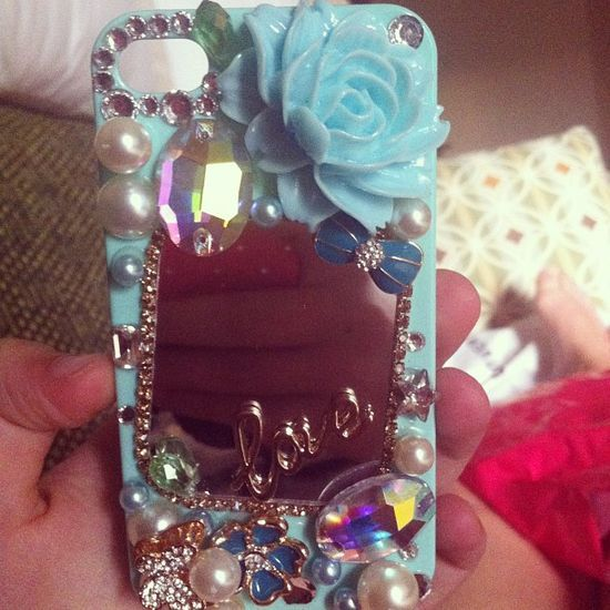 Awesome new phone case from Charlotte Russe: www.charlotteruss...