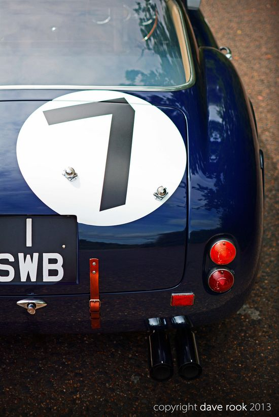 Clive Beecham's 1961 Ferrari 250 GT SWB