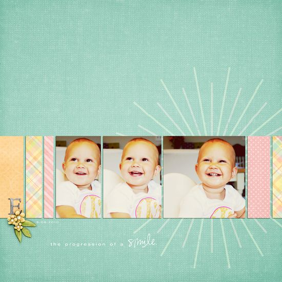 Layout by Strange.Bird #scrapbook #layout