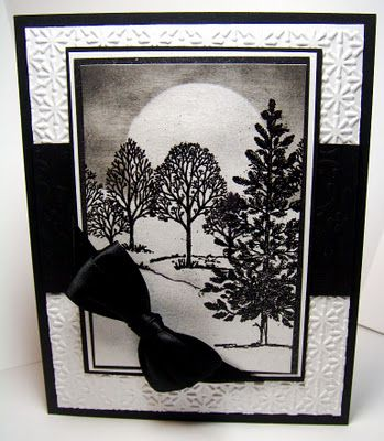 "Stampin Up's ""Lovely as a Tree""..........Beautiful Card"