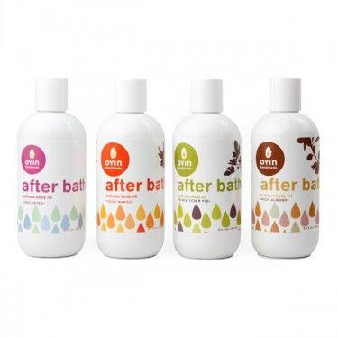 after bath - blended body oil OYIN HANDMADE