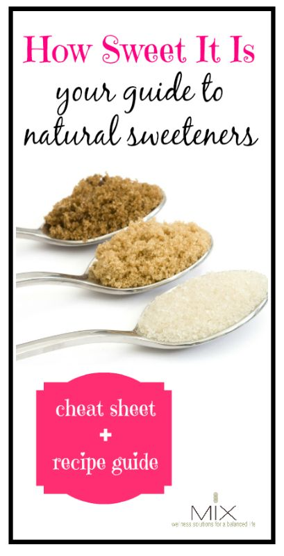 How Sweet It Is Your